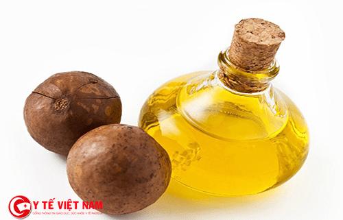 Sử dụng tinh dầu từ các loại hạt rất tốt cho da