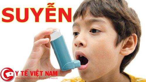 Bệnh hen suyễn sẽ gây ra những biến chứng nếu không được chữa trị kịp thời