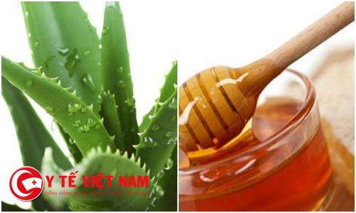 Hỗn hợp nha đam, mật ong có tác dụng làm tóc giảm rụng tóc và chắc hơn rất nhiều.