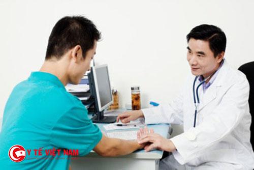 Người bệnh thường ngại hỏi bác sĩ về tình trạng bệnh của mình