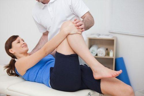 Vật lý trị liệu là phương pháp điều trị thoái hóa khớp khá hiệu quả