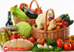 Thực phẩm có vai trò quan trọng trong điều trị cong vẹo cột sống
