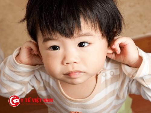 Viêm tai giữa thường xuất hiện mỗi khi thời tiết giao mùa,