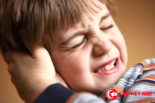 Viêm tai giữa là tình tạng viêm ở vùng tai giữa