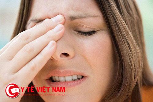 Bệnh viêm xoang là một bệnh lý xảy ra do viêm các xoang cạnh mũi