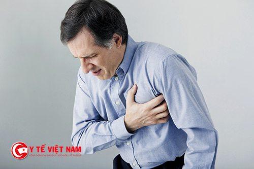 Viêm đa cơ để lâu có thể biến chứng ảnh hưởng tới tim và phổi
