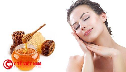 Mặt nạ mật ong giúp bạn căng da mặt hiệu quả