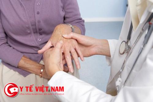 Viêm khớp dạng thấp cần được phát hiện và điều trị kịp thời