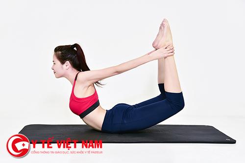 Yoga, phương pháp tập luyện giúp nâng cao sức khỏe