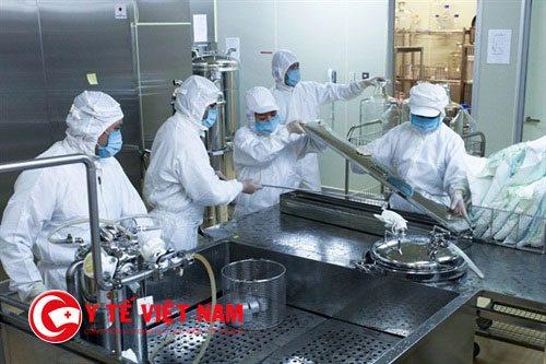 Việt nam tự sản xuất được vắc xin Sởi – Rubella