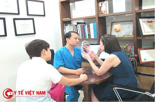 Độn cằm v-line cho nữ giới uy tín tại viện thẩm mỹ Hà Nội
