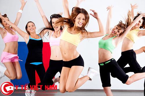Tập thể dục cách phòng bệnh suy nhược thần kinh
