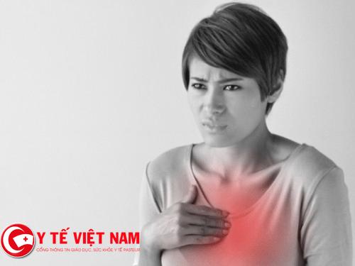 Bệnh động mạch vành gây đau tim