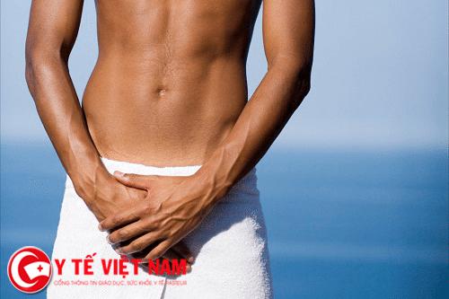 bệnh mụn cóc sinh dục ở nam giới