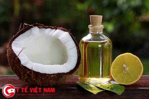 Bệnh xơ vữa động mạch không nên dùng dầu dừa.