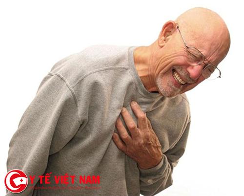 Bệnh xơ vữa động mạch nguy cơ tử vong cao.