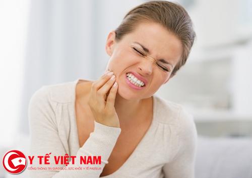 Sâu răng gây ra nhiều bất tiện trong cuộc sốg