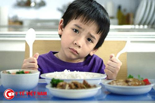 Trẻ bị thiếu Vitamin A sẽ mắc rất nhiều bệnh lý về mắt