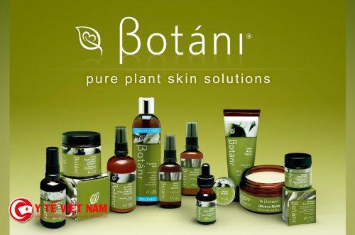 Liệu có dược mỹ phẩm hữu cơ Botáni có an toàn cho da không?