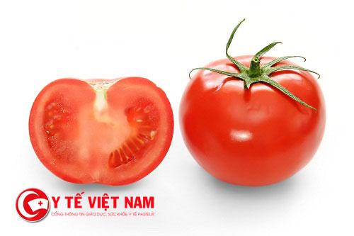Cà chua có tác dụng chống lại khả năng biến dị của tế bào