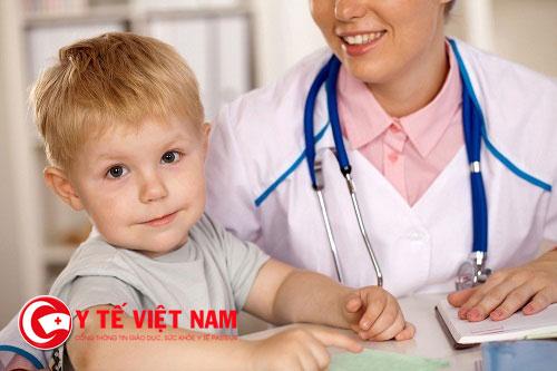 Để có thể điều trị bệnh thiếu máu ở trẻ thì cần xác định rõ nguyên nhân thiếu máu