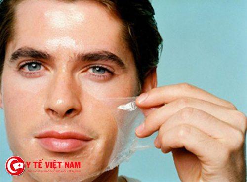 Kem dưỡng ẩm giúp nam giới bảo vệ da hiệu quả
