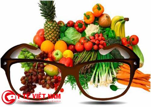 Cận thị nên ăn gì?