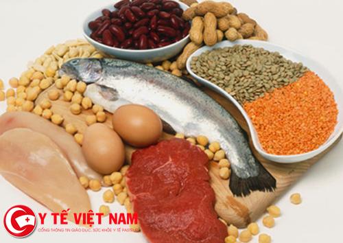 Ngũ cốc, cá, thịt...là các loại thực phẩm người cận thị nên ăn