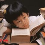 Tạo không gian học tập đầy đủ ánh sáng cho bé
