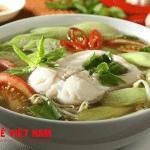 Canh cá món ăn bài thuốc đặc trị bệnh suy nhược thần kinh