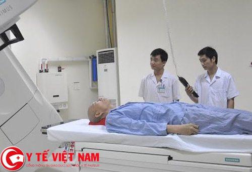 Phương pháp xạ trị điều trị bệnh ung thư máu