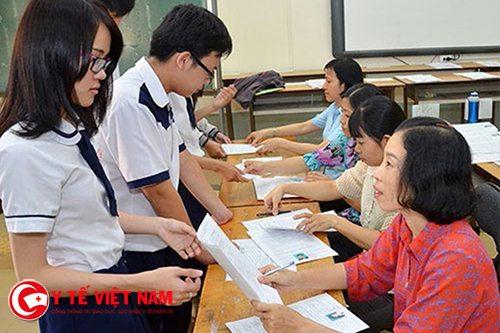 Không giới hạn số trường, số ngành đăng ký xét tuyển