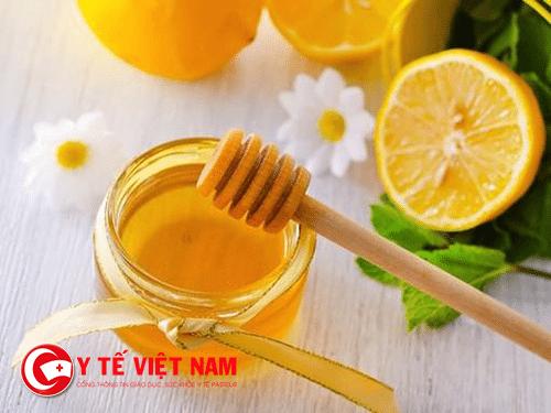 Chanh mật ong chữa bệnh hiệu quả