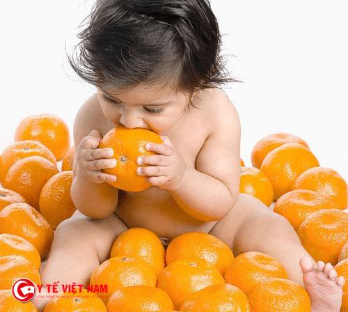Một chế độ dinh dưỡng tốt sẽ giúp bé tăng chiều cao khi 2 - 3 tuổi