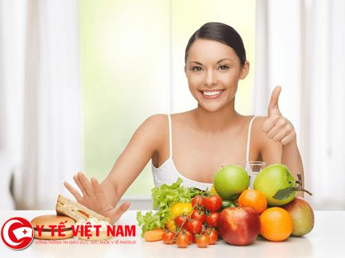 ăn nhiều rau xanh cách phòng bệnh đau thần kinh tọa