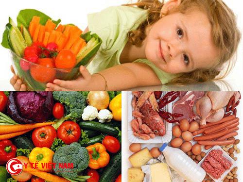 Tăng chiều cao cho bé gái không thể thiếu chế đọ dinh dưỡng