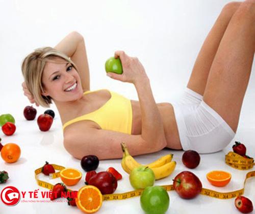 Chế độ ăn uống hợp lý để kiểm soát cân nặng
