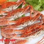 Cua thực phẩm người bệnh nấm da đầu không nên ăn