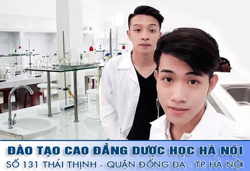 Đào tạo Cao đẳng Dược học Hà Nội