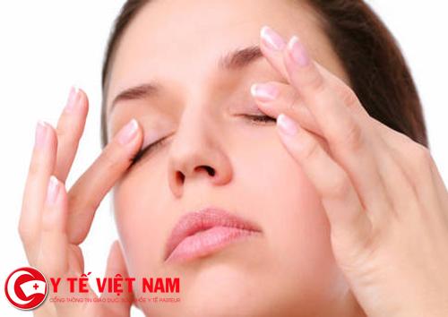 Điều trị cận thị bằng các bài tập giúp mắt thư giãn