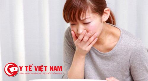Nguyên nhân gây ra hiện tượng ho là do sự xâm nhập của các virus