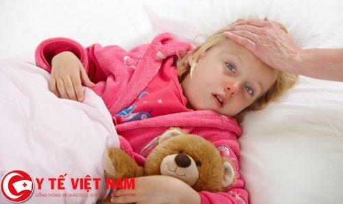 Phòng ngừa bệnh cảm lạnh ở trẻ