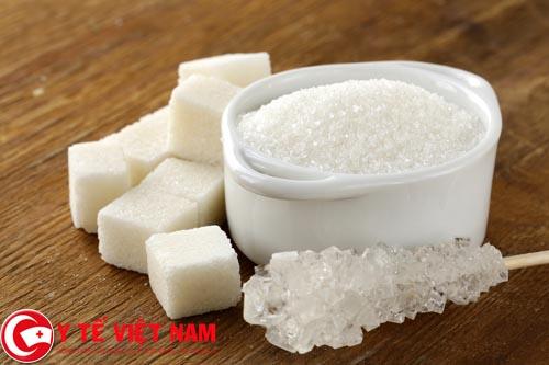Người bị ung thư buồng trứng không nên ăn thực phẩm chứa nhiều đường
