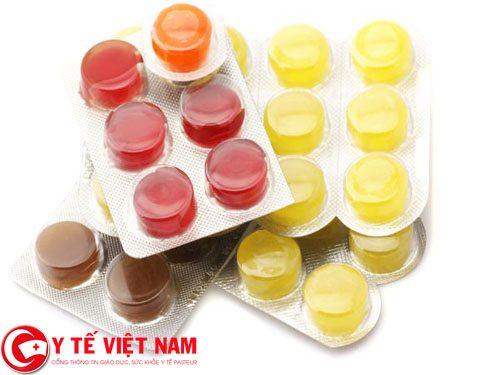 Thuốc điều trị các cơn ho