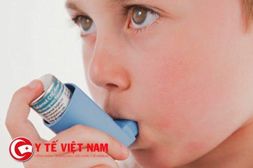 Thuốc Sodium cromoglycate có thể điều trị dự phòng các cơn hen phế quản