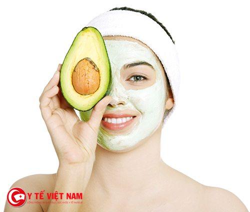 Mặt na bơ giúp bạn căng da mặt hiệu quả