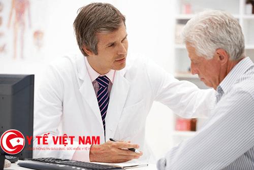 Người bệnh nên điều trị theo chỉ định của bác sĩ chuyên khoa