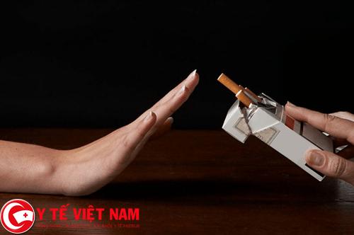 Hút thuốc lá là cách phòng bệnh động mạch vành