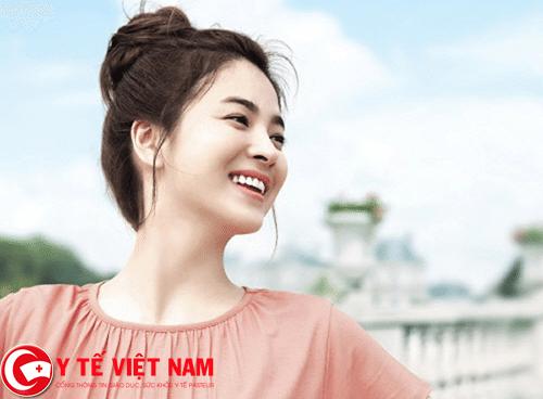 Xinh đẹp như diễn viên nhờ thẩm mỹ viện Hà Nội