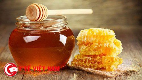 Công dụng chữa bệnh tuyệt vời của mật ong